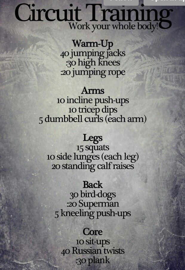 Targeted fat burning picture 9