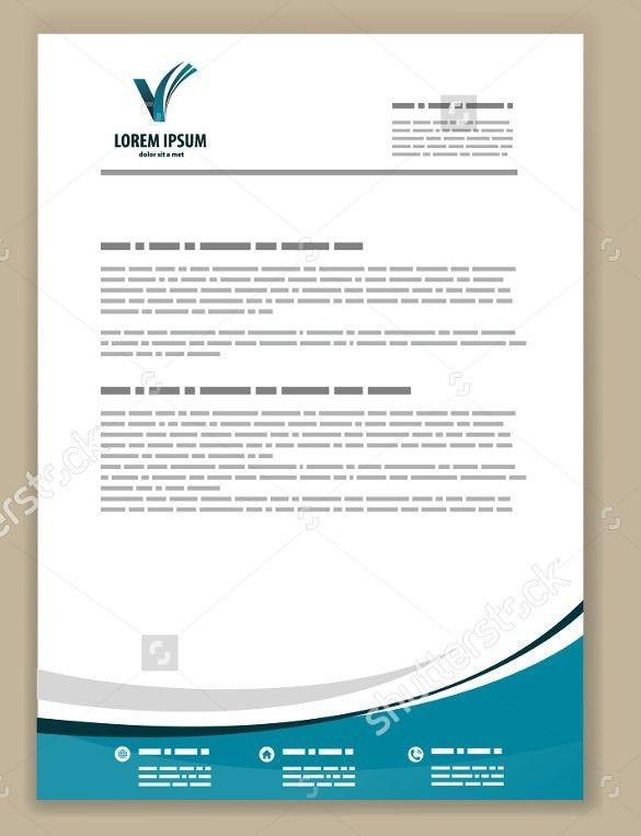 Company Letterhead Template Word | Template Idea