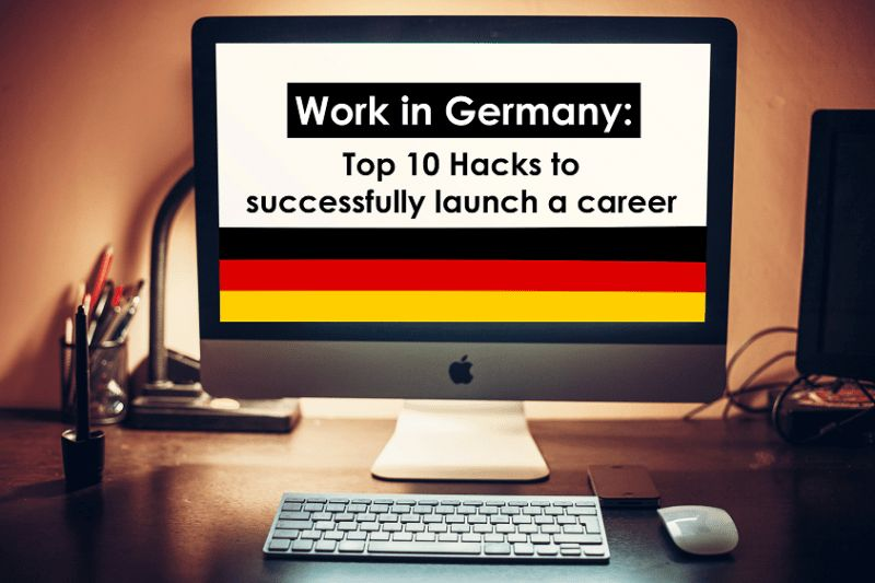 Top 10 Hacks to find a job in Germany | CV - Cover letter - Interview