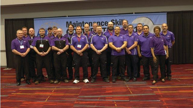 Team FedEX LAX AMTSociety's 2013 Maintenance Skills Competition ...