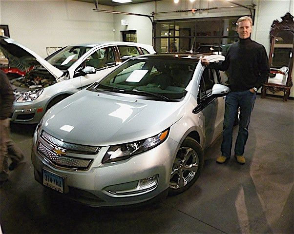 Blog Post | Volt Owners: All You Need Is Love | Car Talk