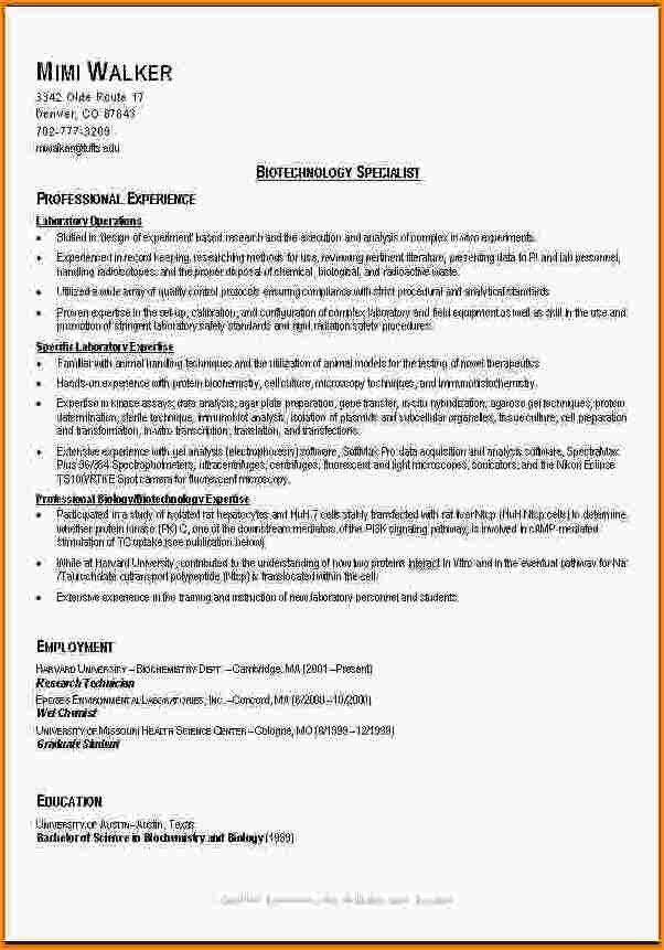 a good resume for a college student - Basic Job Appication Letter