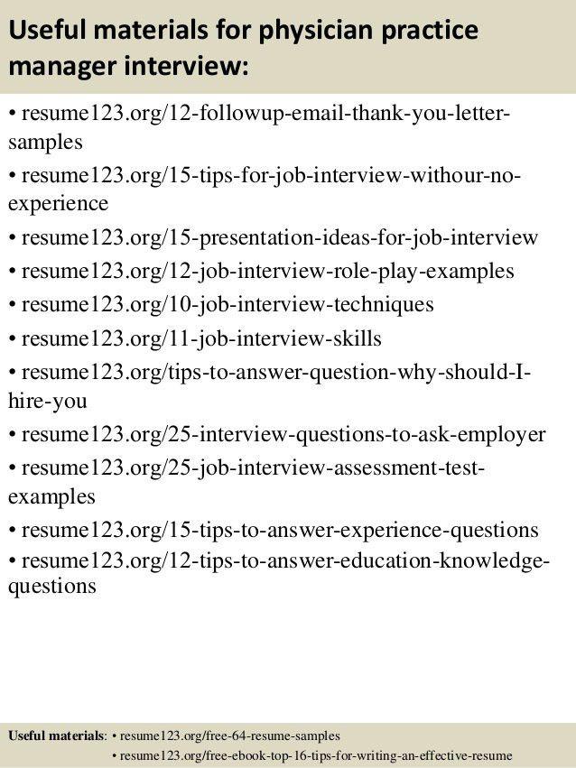 Resume Practice Manager - Contegri.com