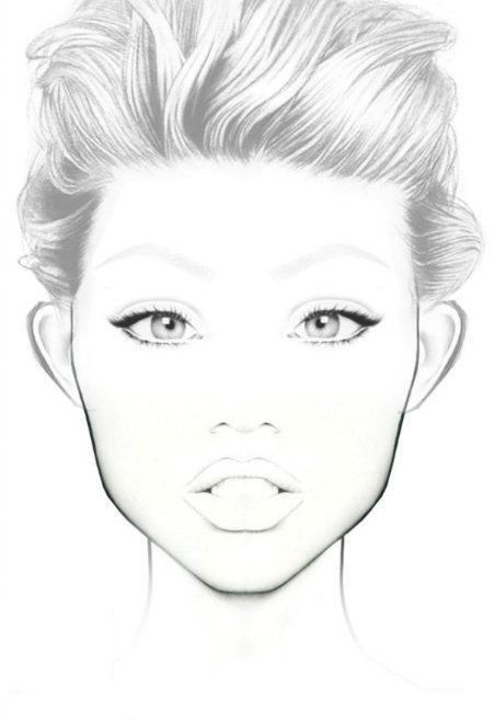 Best 25+ Face charts ideas on Pinterest | Halloween shops ...