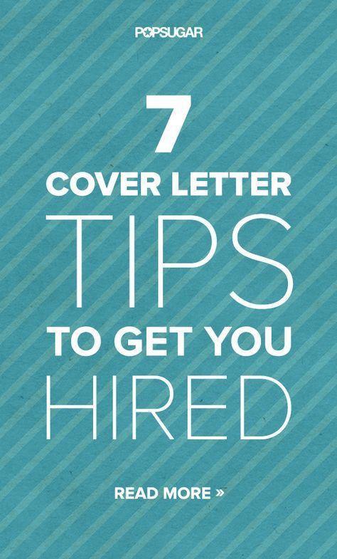 119 best Cover Letter Tips images on Pinterest | Resume ideas ...