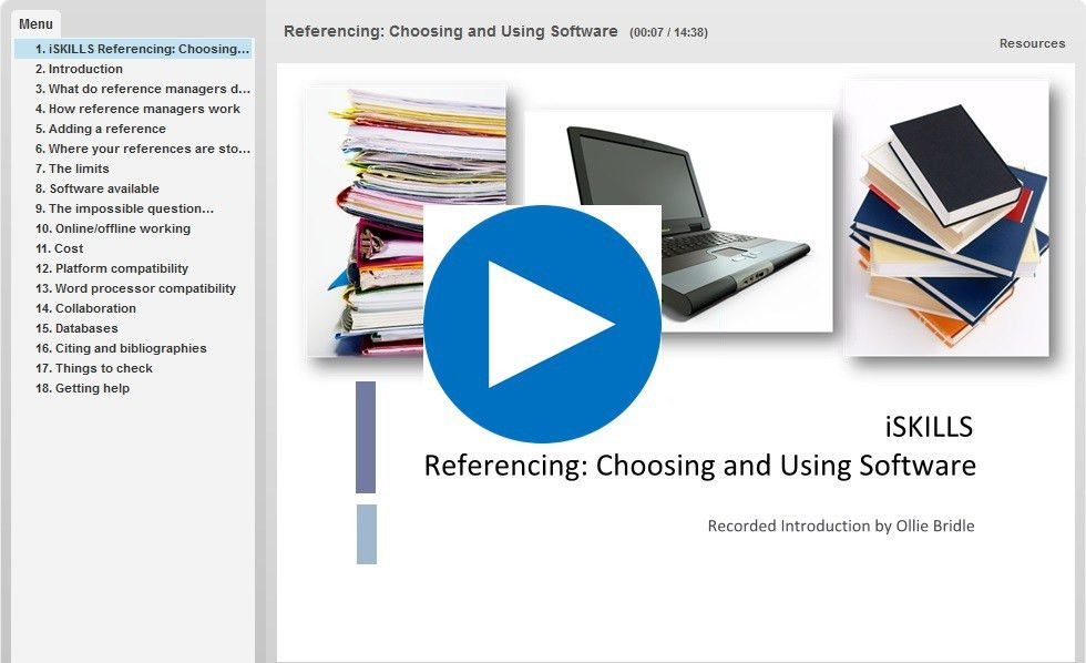 Home - Managing your references - Oxford LibGuides at Oxford ...