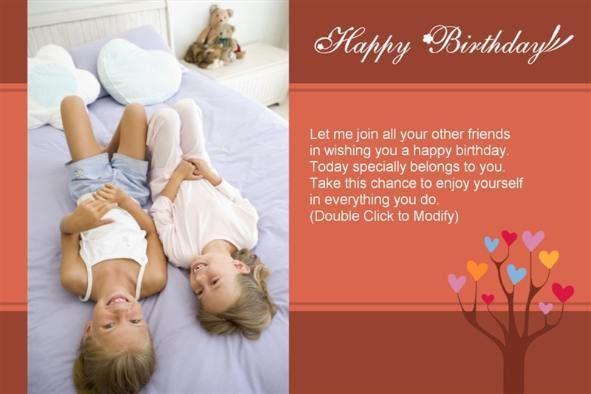 Happy Birthday Cards Friend – gangcraft.net