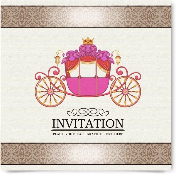 Party invitation card template free vector download (23,005 Free ...