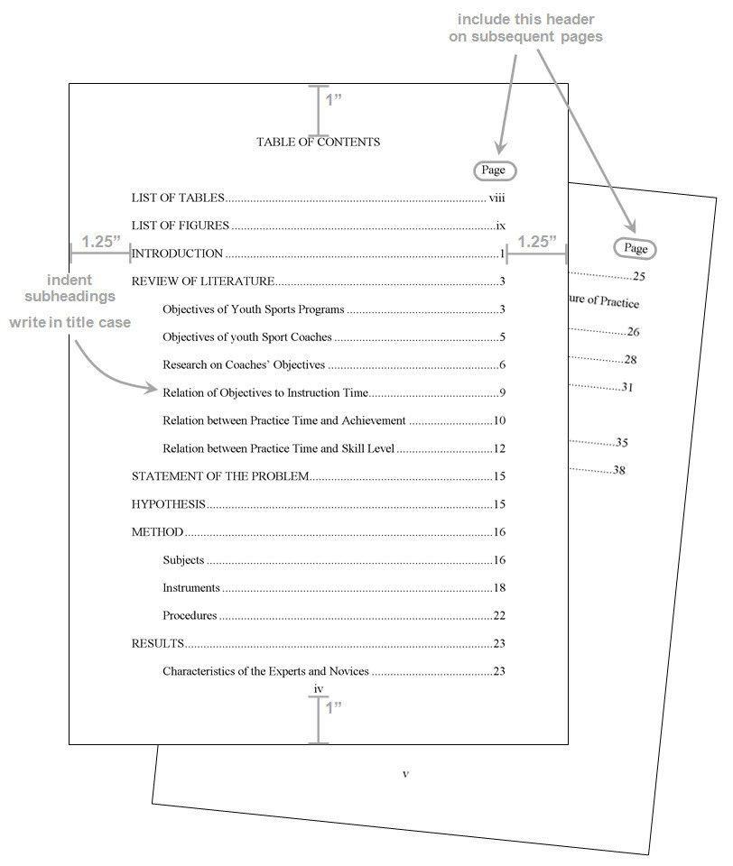 ASU Graduate College Format Manual | Graduate College at Arizona ...