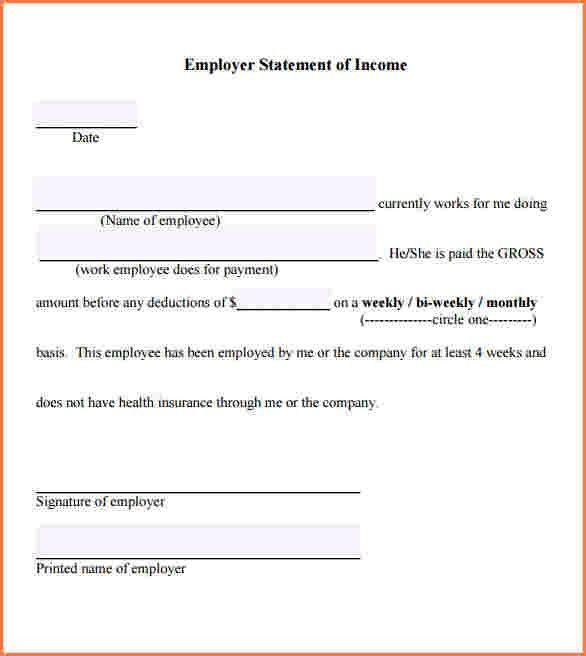 8+ salary proof letter sample | Sales Slip Template