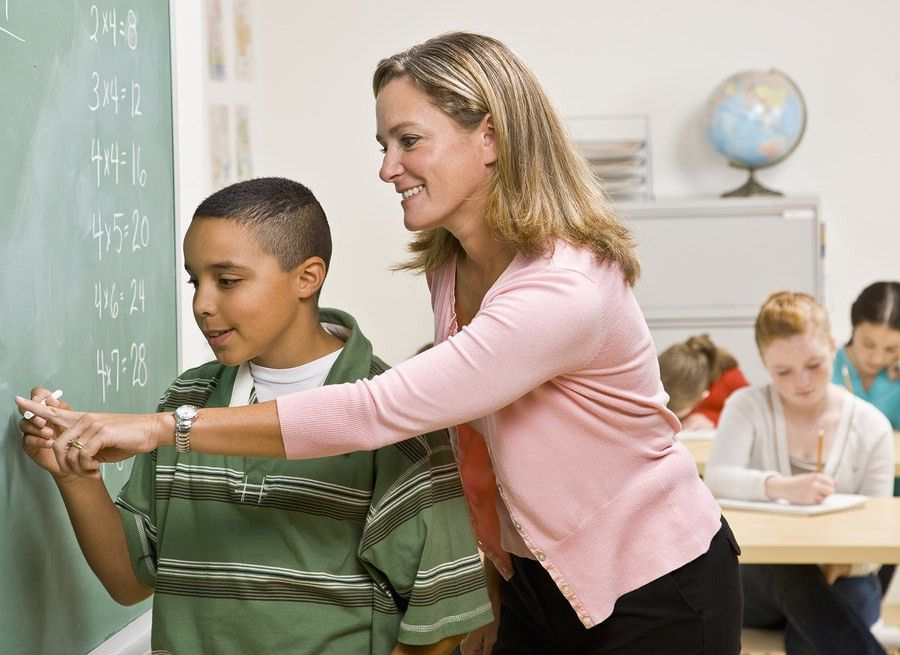 Middle School Teachers Job, Salary, and School Information ...