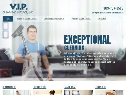 VIP Cleaning Service, Inc. | Housekeeping | Moline, IL