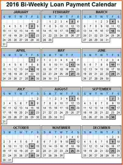 7+ payroll calendar template | Sales Slip Template