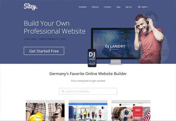 10 best free WYSIWYG website builders for 2015 | 10Steps.SG