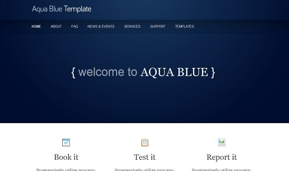 Buy a Sites Template - Google Sites Templates | Premium Themes