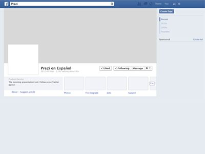 Facebook Cover Page full vector Sketch freebie - Download free ...