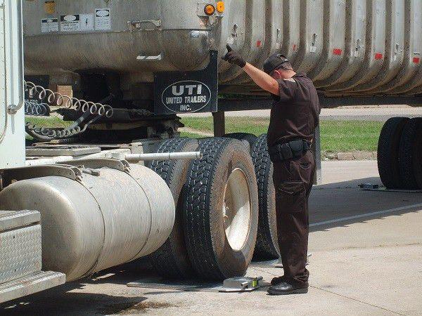 Oklahoma Highway Patrol Troop S - Commercial Vehicle Roadside ...