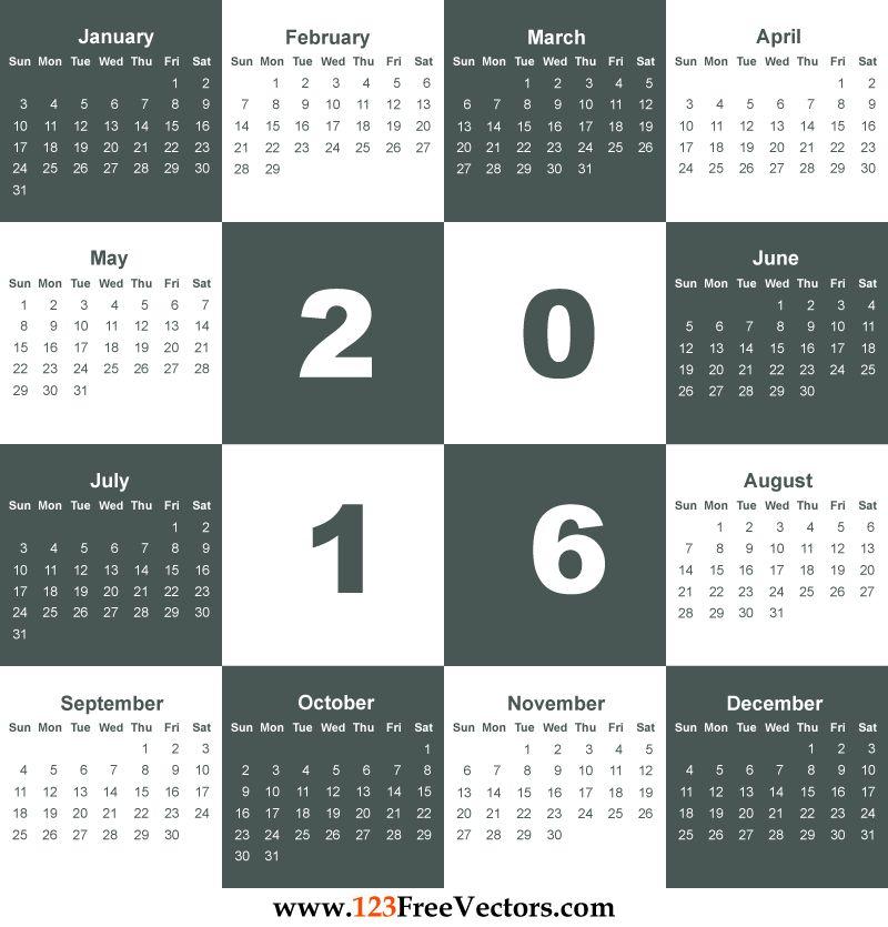 Calendar Template Ai