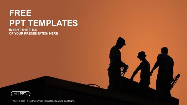 Free Industry Powerpoint Templates Design