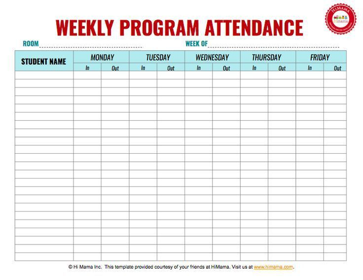 Employee Sign In Sheet. Attendance Sheet 12 38 Free Printable ...