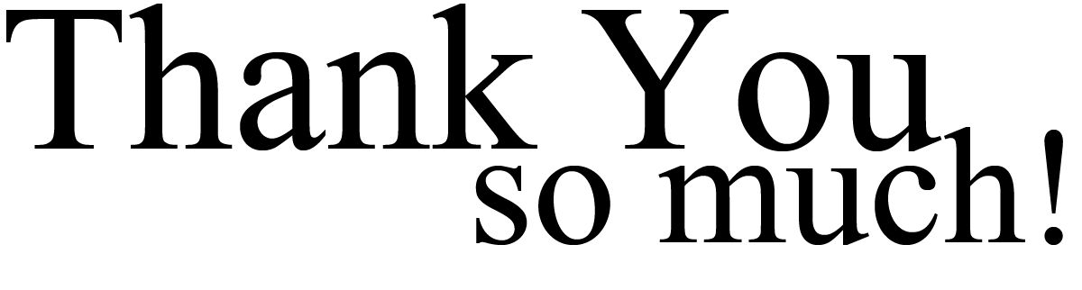Thanks Clipart | Free Download Clip Art | Free Clip Art | on ...