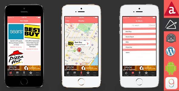 KolYoumDeal - Mobile Coupons & Shopping App by abada | CodeCanyon