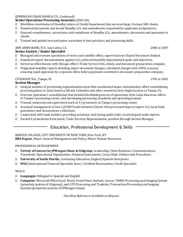 Fashionable Jp Morgan Cover Letter 4 Investment Banking Interview ...