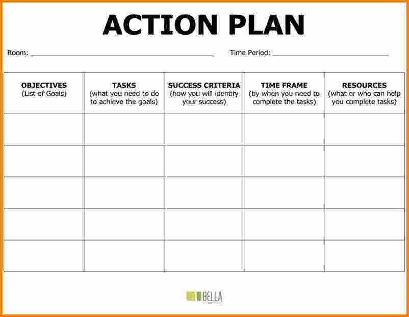 12+ action plan format | cashier resume