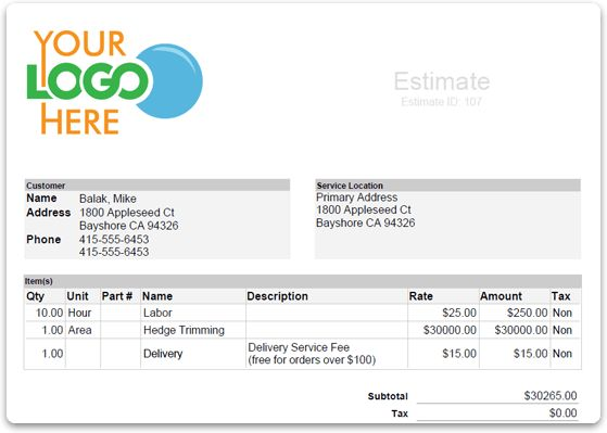 Billing and Invoice Software That Makes Sense — mHelpDesk