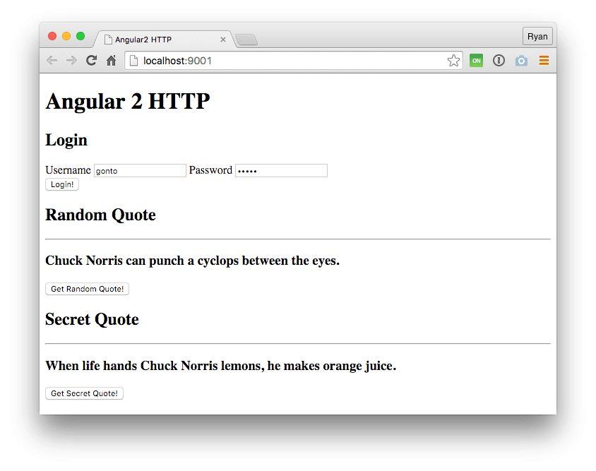 Using Angular $Http and Angular 2 Http - Angular 2 Series Part 3