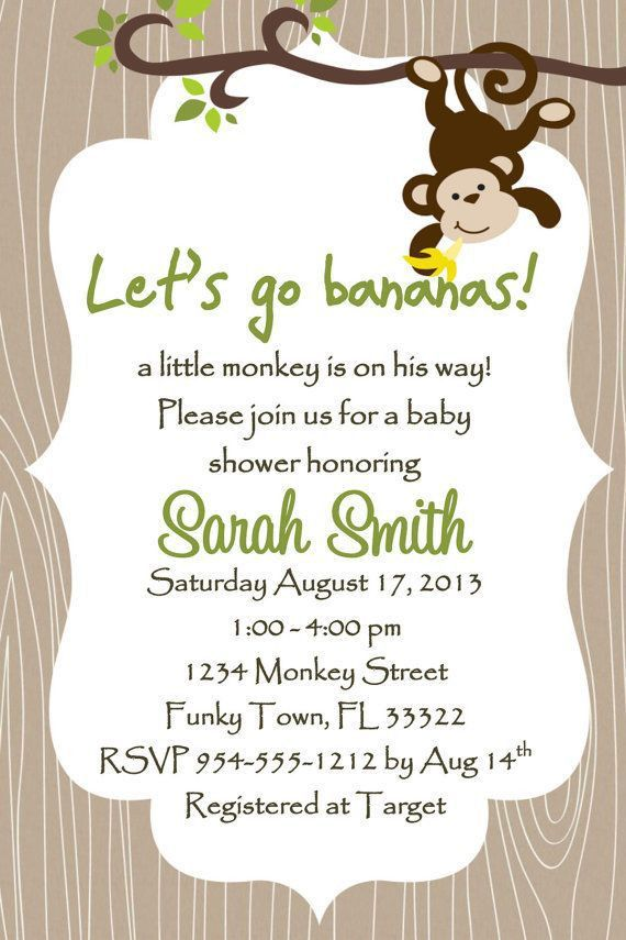 Best 25+ Free baby shower invitations ideas on Pinterest | Free ...