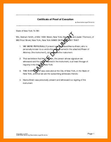 3+ examples affidavit example   aplication format