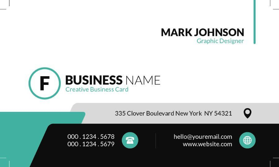 43 Free Business Card Templates – Free Template Downloads