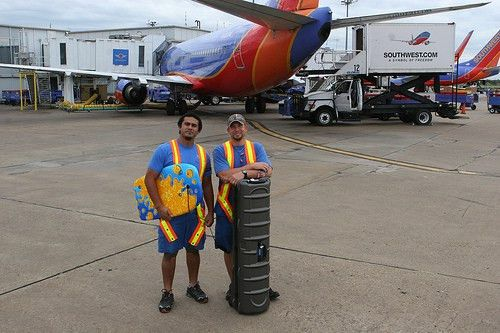Flickriver: Southwest Airlines's photos tagged with ramp