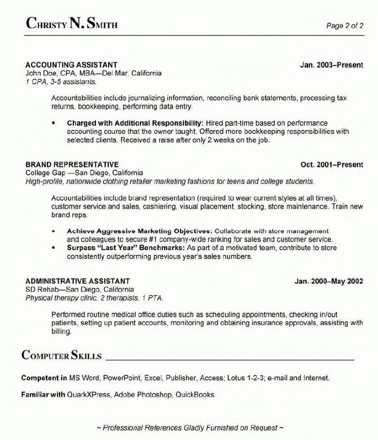 Medical Billing and Coding Resume Example - SampleBusinessResume ...