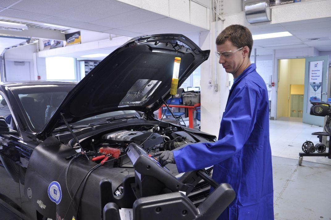 College of the North Atlantic - Program (Automotive Service ...