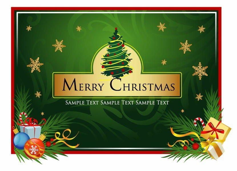 Christmas Cards Design and Ideas For 2015 - InspirationSeek.com
