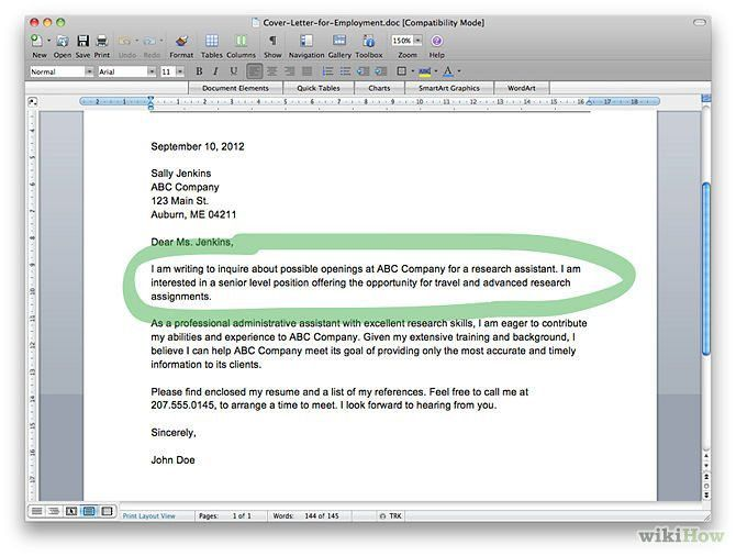 Cover Letter Confusion: Who Should You Address it to ...