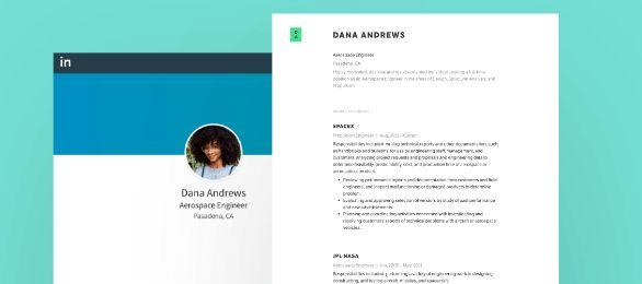 Standard Resume: A Modern, Professional Resume Builder