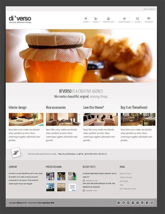 Html Template | Fotolip.com Rich image and wallpaper