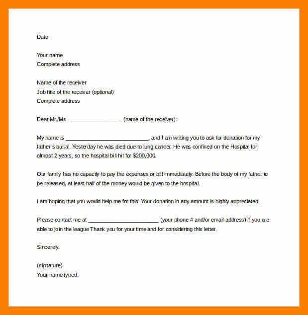 3+ solicitation letter format | janitor resume