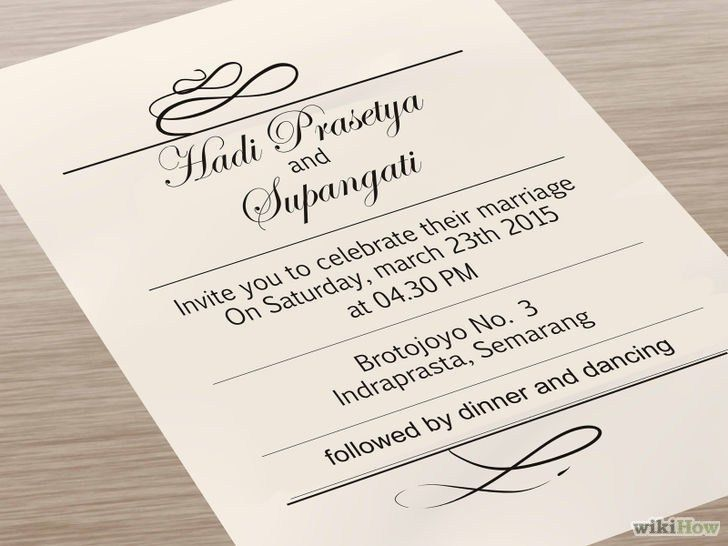 Best Collection Of Printing Your Own Wedding Invitations ...