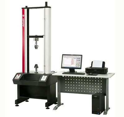 Computer Type Universal Testing Machine | tensile tester,leather ...