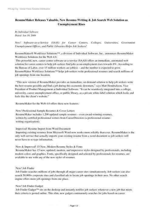 Cover Letter Maker. Free Online Cover Letter Resume Builders ...