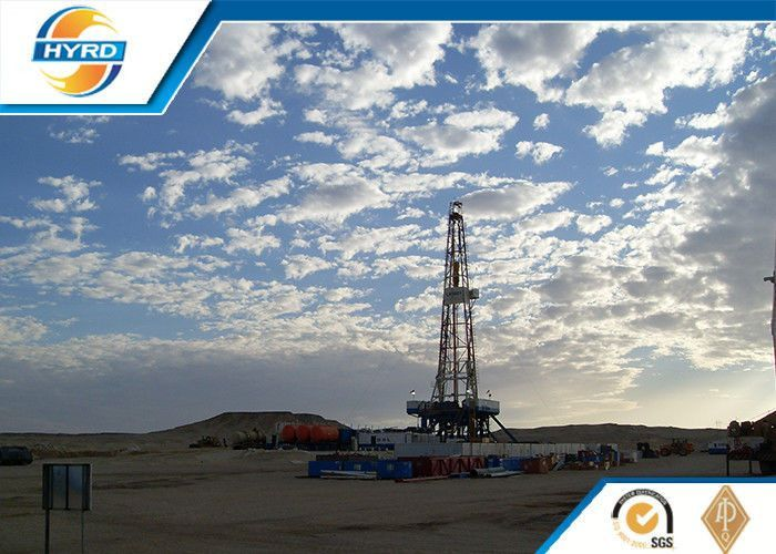 Electrical Onshore Oil Drilling Rig For Oilfield Equipment ...