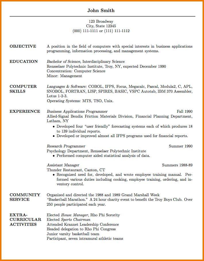Formal reports samples sample formal report 10 documents in pdf 6 formal cv format sample financial statement form stopboris Gallery