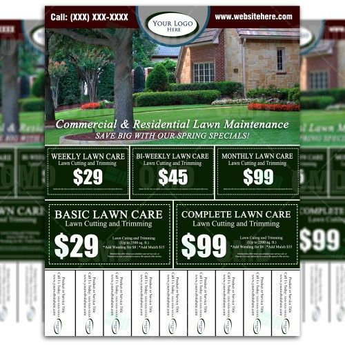 Flyer – The Lawn Market