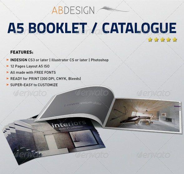 10 Hotel Brochure Design Templates | Wakaboom