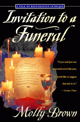 Molly Brown biography - author of Invitation to a Funeral