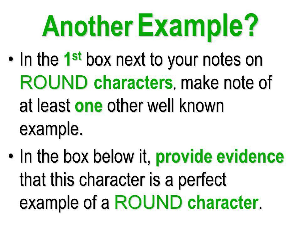 Static vs dynamic characters. dynamic character DYNAMICCHARACTERIn ...